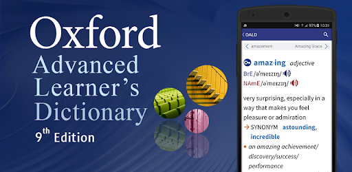 Ứng Dụng Oxford Advanced Leaners Dictionary 9 [APK]